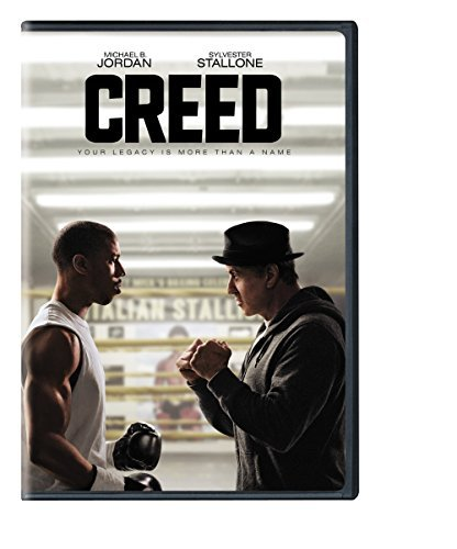 Creed Stallone Jordan DVD Pg13