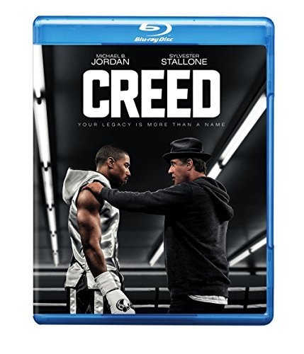 Creed Stallone Jordan Blu Ray DVD Dc Pg13