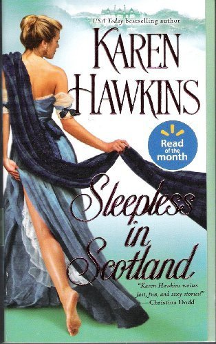 Karen Hawkins Sleepless In Scotland