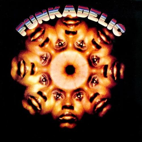 Funkadelic Funkadelic (red & Marbled Blue Vinyl) Lp