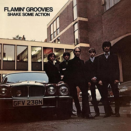 Flamin' Groovies Shake Some Action (red Vinyl) Lp