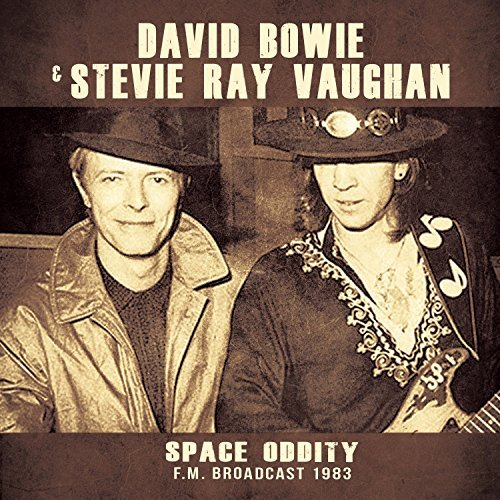 David Bowie & Stevie Ray Vaughan Space Oddity Radio Broadcast 1983