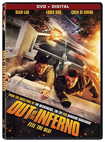 Out Of The Inferno Out Of The Inferno DVD Dc Pg13