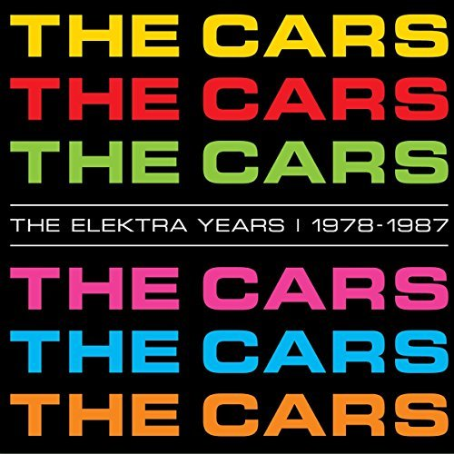 Cars Elektra Years 1978 1987 6 CD