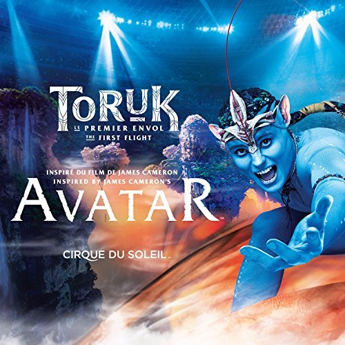 Cirque Du Soleil Toruk The First Flight