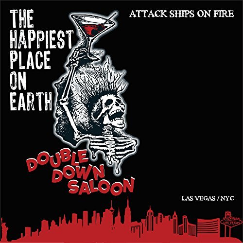 Attack Ships On Fire Double Down Saloon