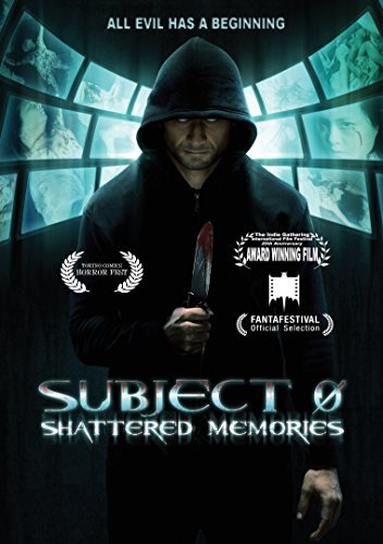 Subject 0 Shattered Memories Subject 0 Shattered Memories DVD Nr