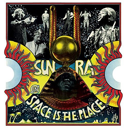 Sun Ra Space Is The Place (purple & Gold Vinyl) Lp