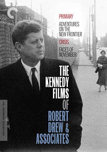 Kennedy Films Of Robert Drew & Associates Kennedy Films Of Robert Drew & Associates DVD Criterion