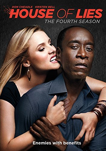 House Of Lies Season 4 DVD