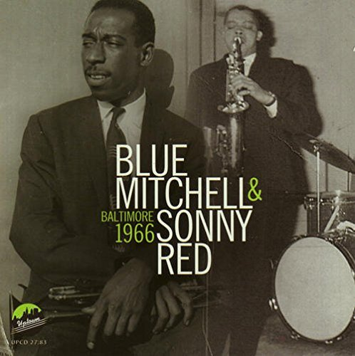 Blue Mitchell & Sonny Red Baltimore 1966