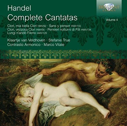George Frideric Handel Vol. 4 Handel Complete Cantat