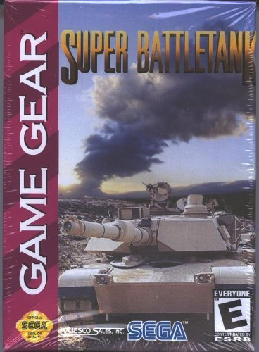 Sega Game Gear Super Battletank