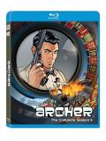 Archer Season 6 Blu Ray