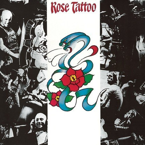 Rose Tattoo Rose Tattoo Import Gbr