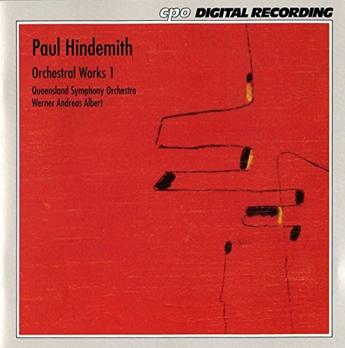 Albert Qso Orch Works V1 Hindemith