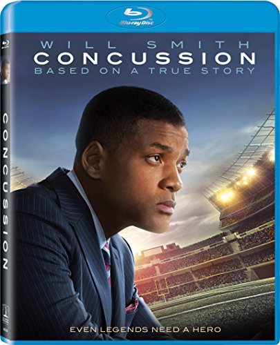 Concussion Smith Baldwin Brooks Blu Ray Dc Pg13
