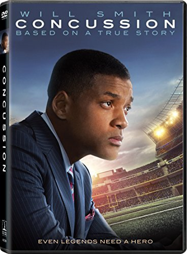 Concussion Smith Baldwin Brooks DVD Dc Pg13