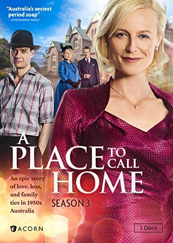 Place To Call Home Season 3 DVD