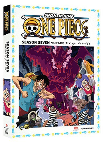One Piece Season 7 Voyage 6 DVD