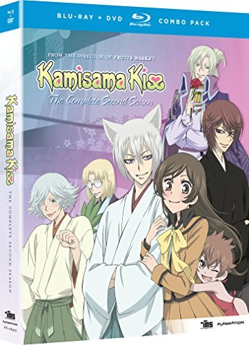 Kamisama Kiss Season 2 Blu Ray DVD