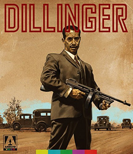 Dillinger (1973) Oates Phillips Dreyfuss Blu Ray DVD R