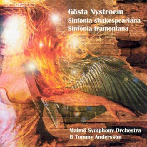 G. Nystroem Sym 4 Sinfonia Tramontana Andersson Malmo So