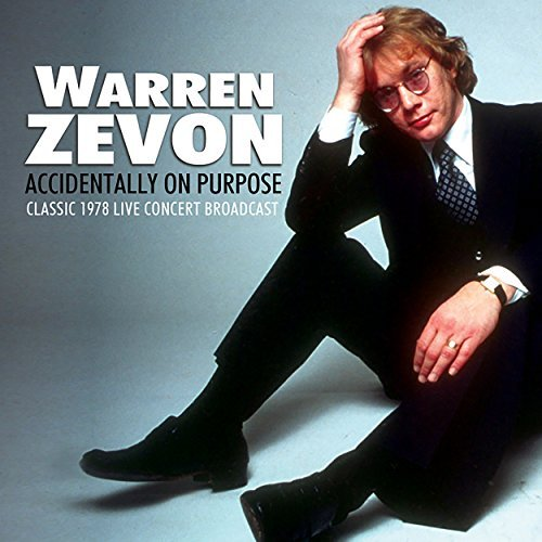 Warren Zevon Accidentally On Purpose