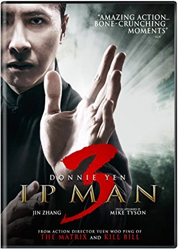 Ip Man 3 Ip Man 3 DVD Pg13