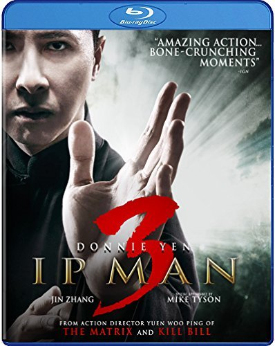 Ip Man 3 Ip Man 3 Blu Ray Pg13