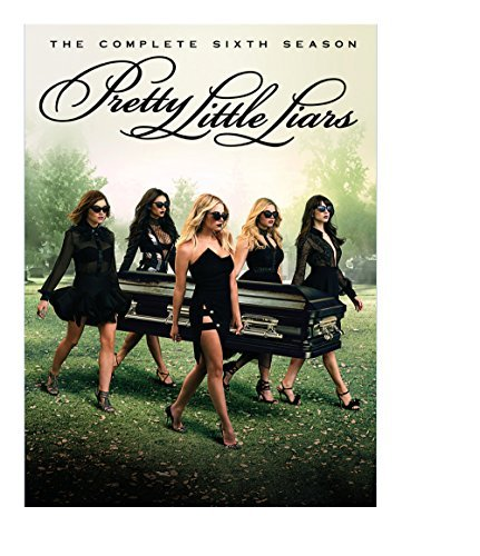 Pretty Little Liars Season 6 DVD