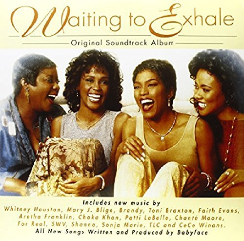 Waiting To Exhale Soundtrack 2lp Purple Vinyl