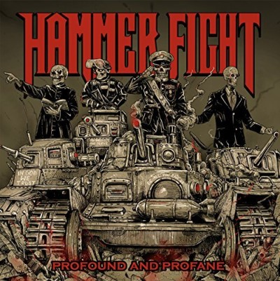 Hammer Fight Profound & Profane