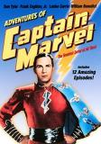 Adventures Of Captain Marvel Adventures Of Captain Marvel DVD Nr
