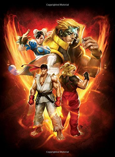 Joseph Epstein Street Fighter V Collector's Edition Guide