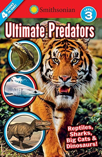 Brenda Scott Royce Smithsonian Readers Ultimate Predators Level 3