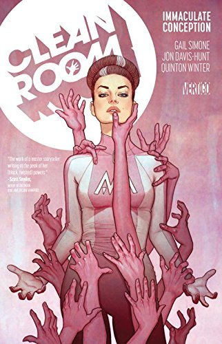 Gail Simone Clean Room Volume 1 Immaculate Conception
