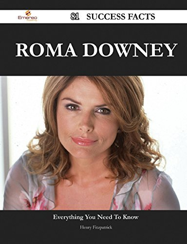 Henry Fitzpatrick Roma Downey 81 Success Facts Everything You Need