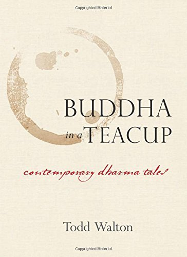 Todd Walton Buddha In A Teacup Contemporary Dharma Tales