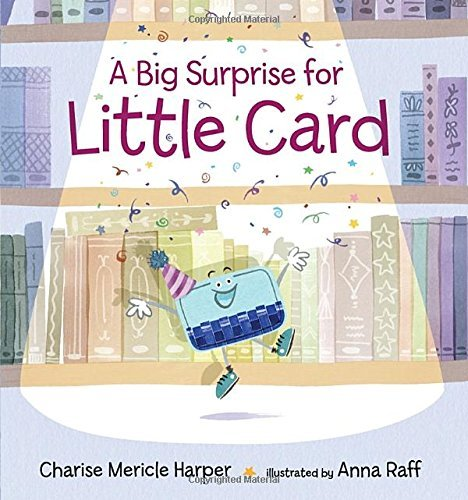 Charise Mericle Harper A Big Surprise For Little Card