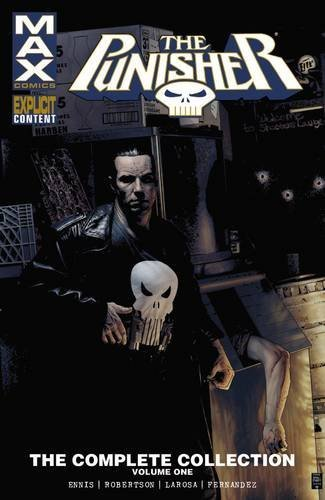 Garth Ennis Punisher Max Complete Collection. Volume 1