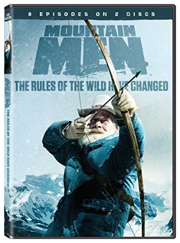 Mountain Men Season 4 Volume 1 DVD