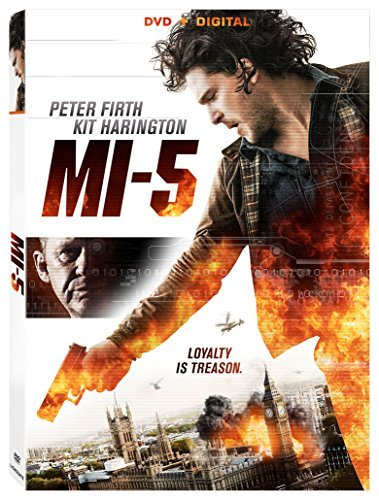 Mi 5 Firth Harington DVD Dc R