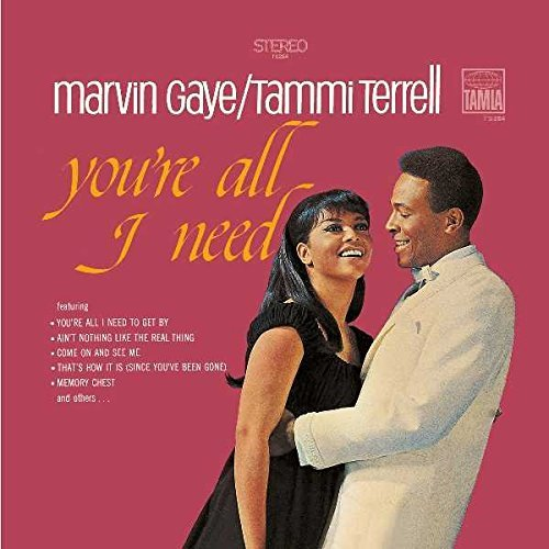 Marvin Gaye You're All I Need (with Tammi