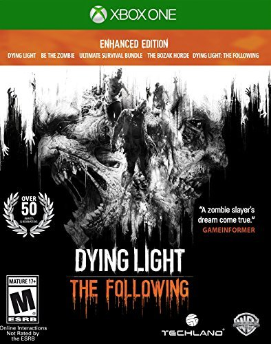 Xbox One Dying Light Following Enhanced Edition