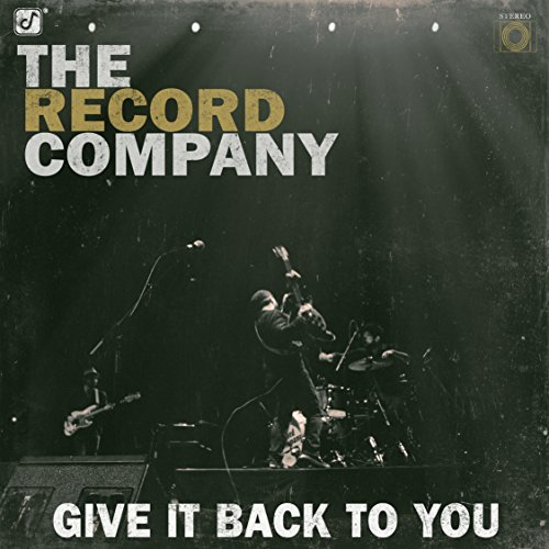Record Company Give It Back To You