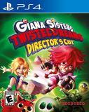 Ps4 Giana Sisters Twisted Dreams Directors Cut