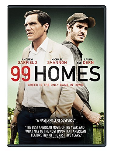 99 Homes Garfield Shannon Dern DVD R
