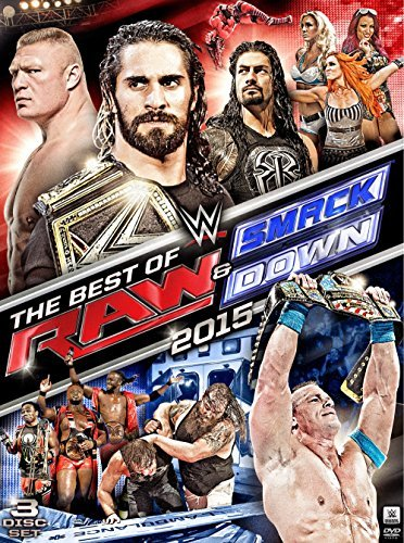 Wwe Best Of Raw & Smackdown 2015 DVD