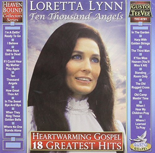 Loretta Lynn Heartwarming Gospel 18 Greate